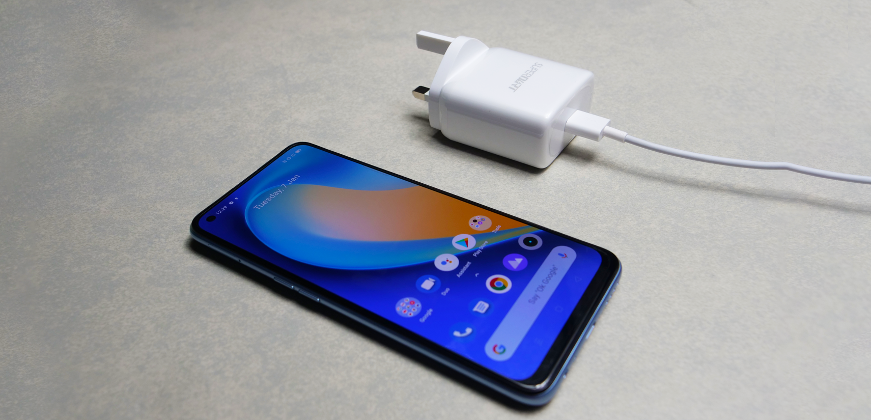realme 7 Pro 65W SuperDart Fast Charger