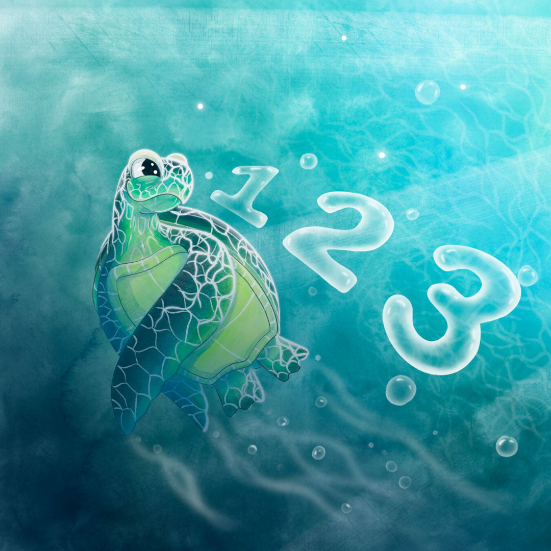Samson C. Turtle by Lily Uivel