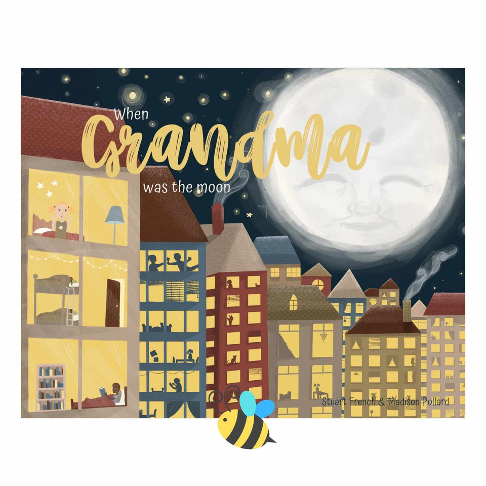 When Grandma was the Moon