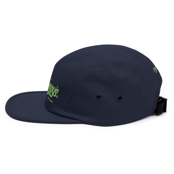 Champy's Official Logo Five Panel Cap (Green)