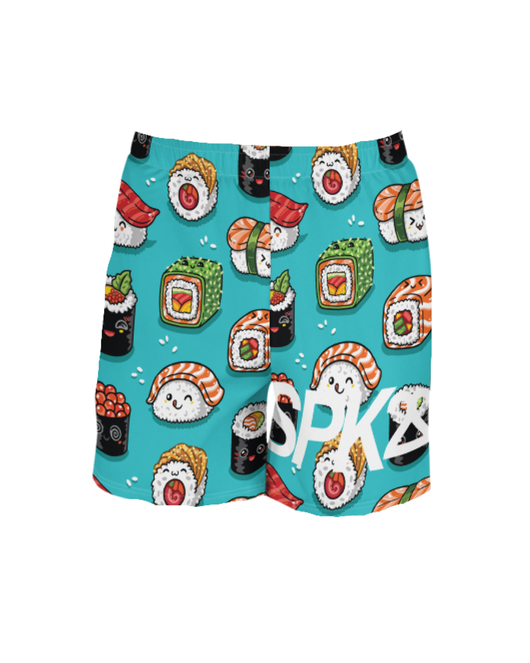 SPK22 Sushi Gang Athletic Shorts