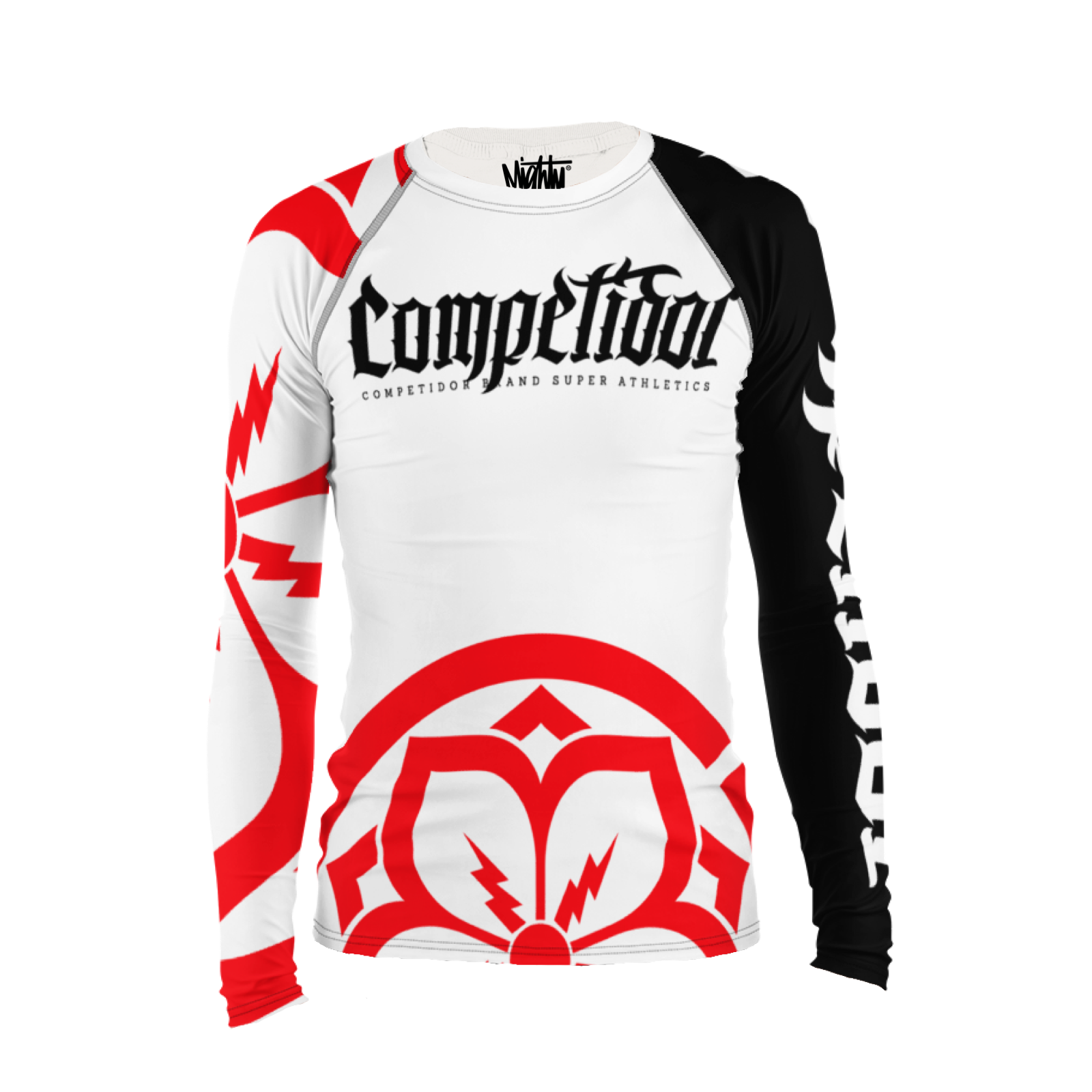 Competidor Brand Athletics Men's Rash Guard
