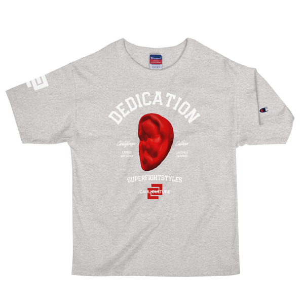 DEDICATION TEE BY CC BRAND