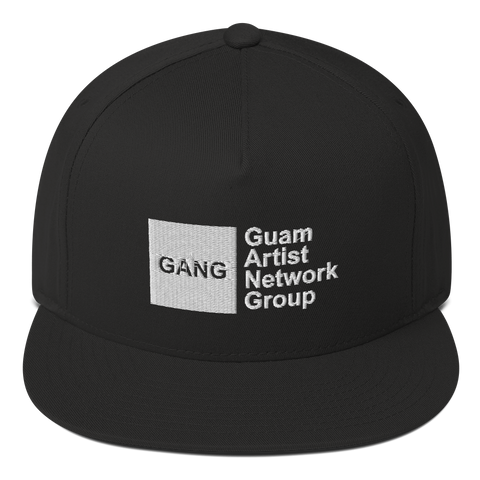 GANG OFFICIAL SNAPBACK: Black