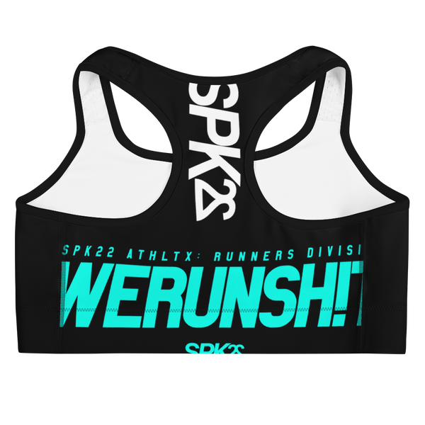 WERUNSHIT (TIFFANY) Sports bra by SPK22