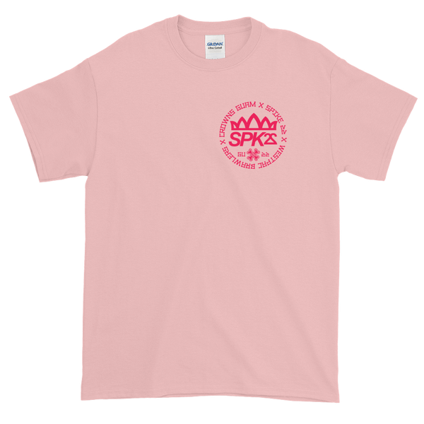 Crowns Guam x SPK22 Tee (Infrared)