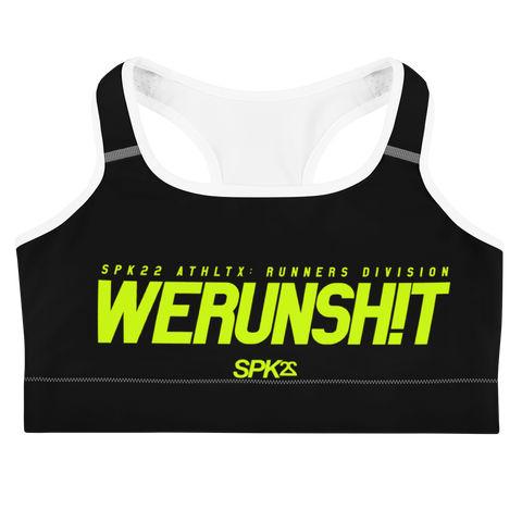 WERUNSHIT SPORTS BRA by SPK22