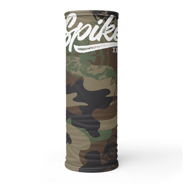 SPIKE WOODLAND CAMO FULL MASK