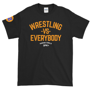 VS EVERYBODY TEE by Saku X Spk22