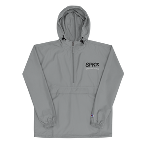 SPK22 x Champion Packable Windbreaker: Raider