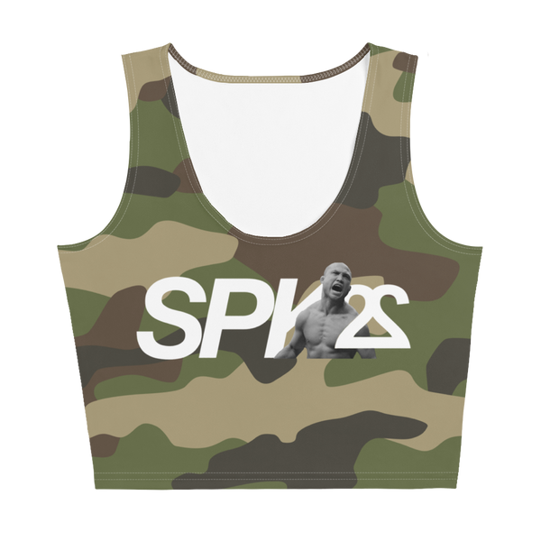 BJ PENN X SPK22 COLLAB Crop Top