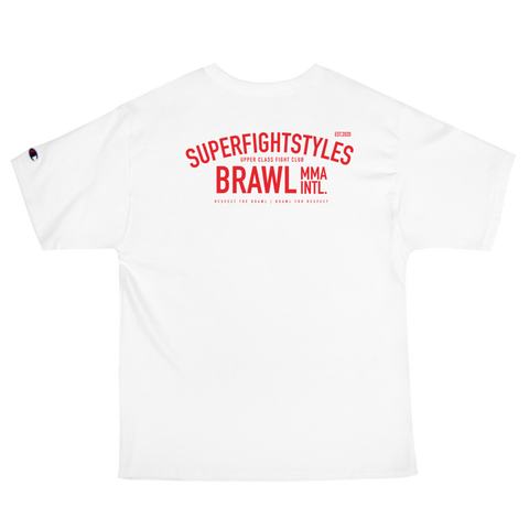 SUPERBRAWLSTYLES X Men's Champion T-Shirt