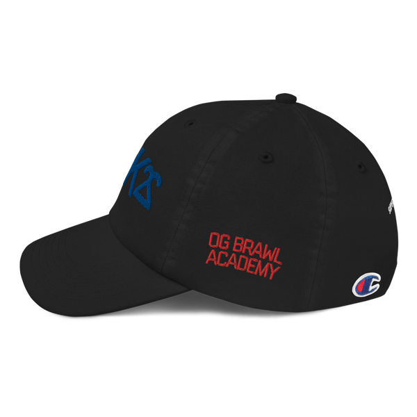 SPK22 OG BRAWL ACADEMY Champion Dad Cap