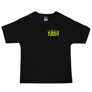 KRAZY BEE GUAM X SPK22 Men's Champion T-Shirt