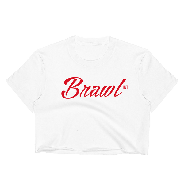 Brawl Intl Official Crop Top