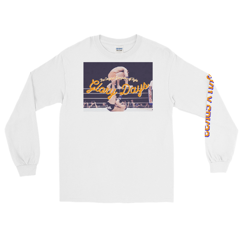 """Glory Days"" by SAKU X SPK22 LS Shirt"