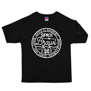 SPK22 x CHAMPION BRAWL TEE