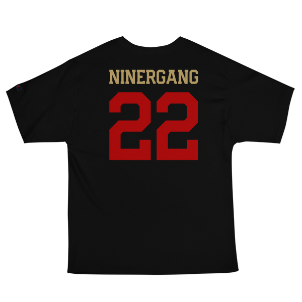 NINERGANG Champion Tee by SPK22