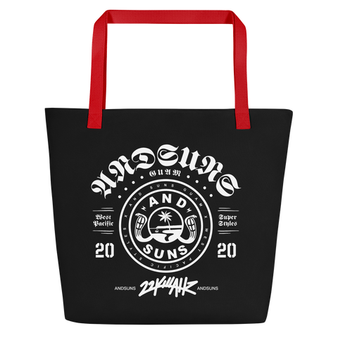 AND SUNS X 22K Beach Bag