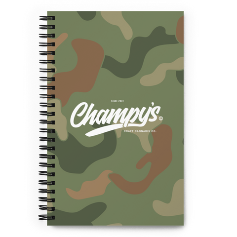 Champy's Spiral notebook