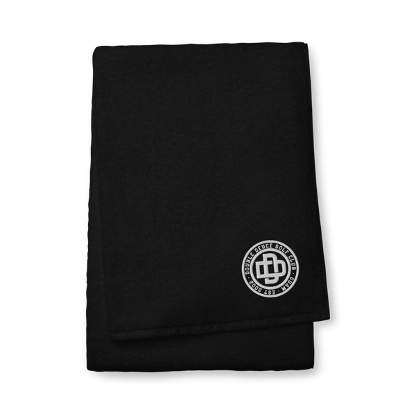 DD Golf Club Turkish cotton towel