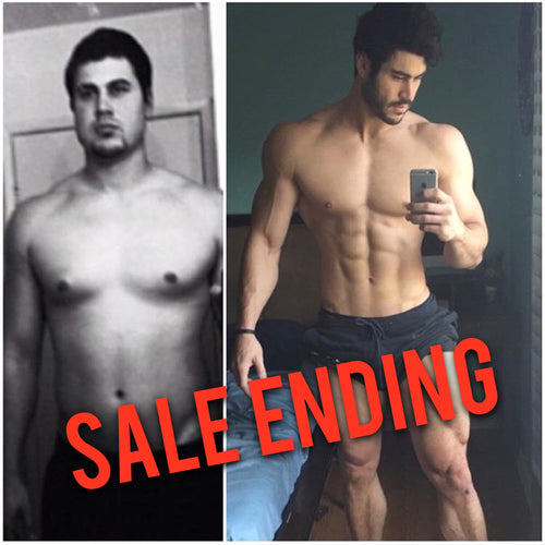 16 Week Transformation Program (diet/training)