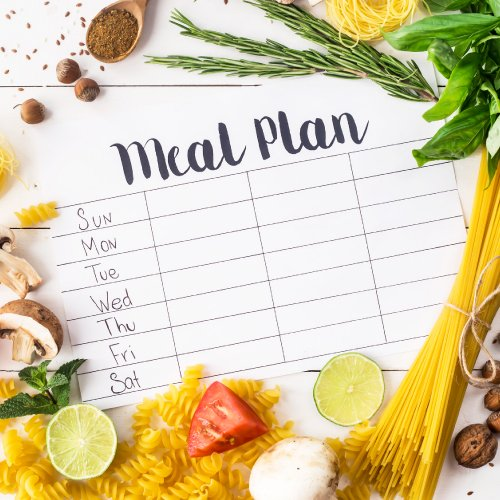 One Month Custom Meal Plan (Male/Female)