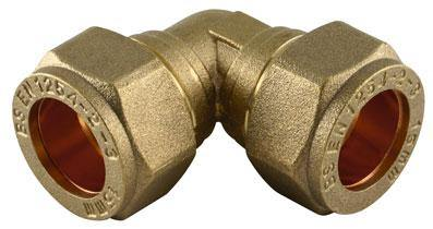 15mm Elbow Compression | Trade Plumbing Supplier