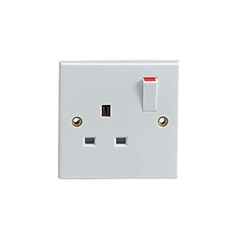 1 Gang 13 Amp Switched Socket | Trade Plumbing Supplier