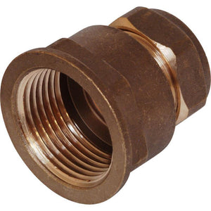 "15mm x 1/2"" FI-C Coupling Compression"