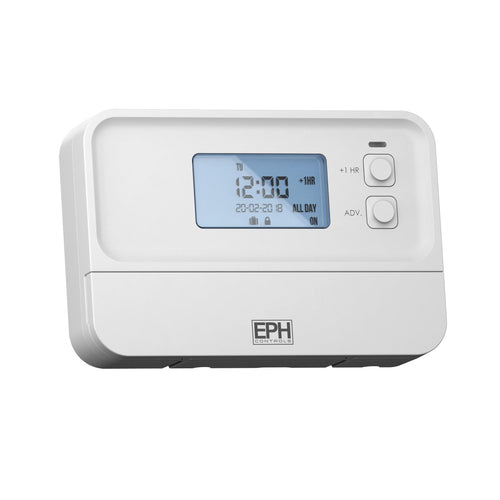 EPH A17 Single Channel Time Switch | Trade Plumbing Supplier