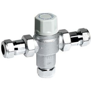 22mm Thermostatic Mixing Valve  | Trade Plumbing Supplier