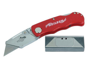 NEILSEN | Folding Lock-Back Utility Knife
