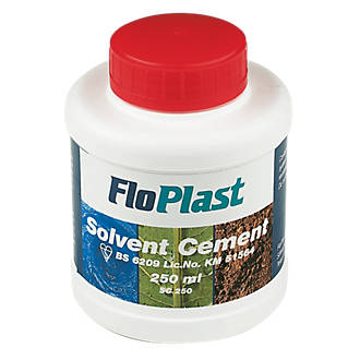 FloPlast Solvent Cement 125ml