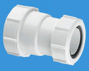 "ST28M 1 1/4"" x 1 1/2"" Multifit Straight Connector"