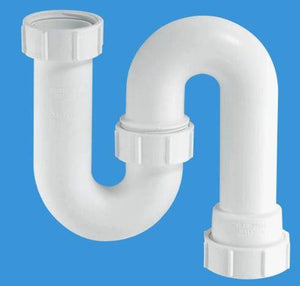 "SD10 1 1/2"" x 75mm Seal Tubular Swivel S Trap"