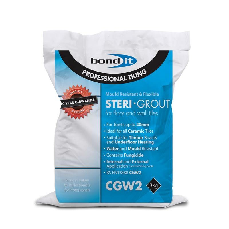 Bond It Steri-Grout 3kg