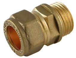 "8mm x 1/4"" MI-C Coupling Compression 