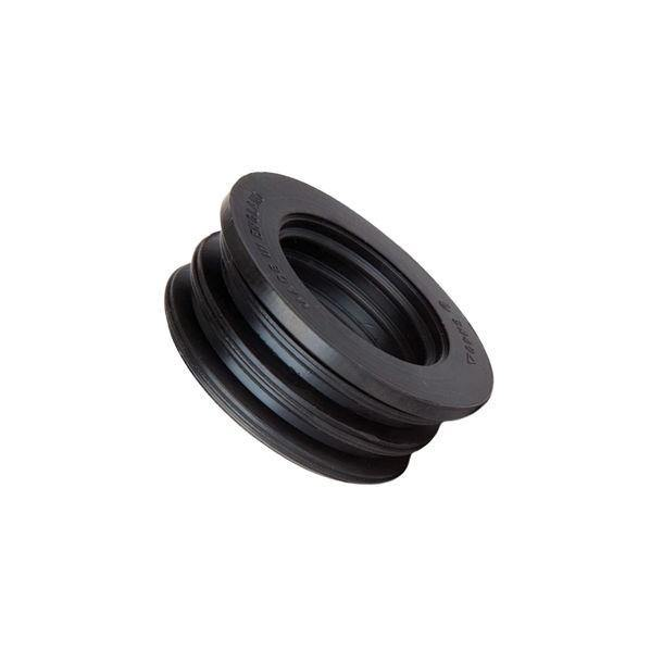 40mm or 1 1/2 Rubber Adaptor Soil | Trade Plumbing Supplier