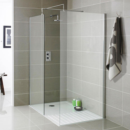 800 x 2000mm Koncept Wet Room Screen