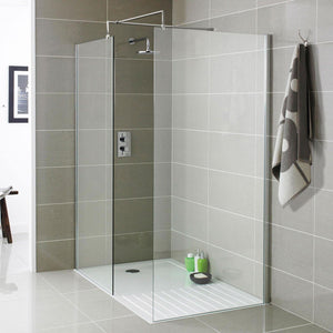 900 x 2000mm Koncept Wet Room Screen