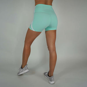 Meraki Shorts - Mint Chip