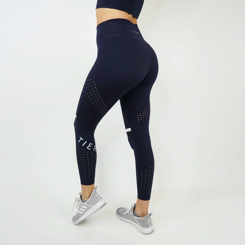 Flow Leggings V2 -Midnight Blue