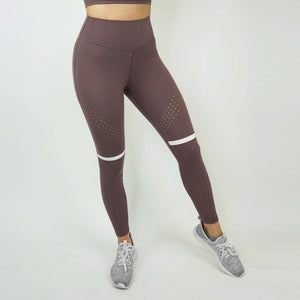 Flow Leggings V2 -Mauve