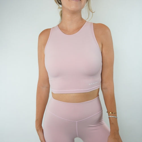 Elixir Crop - Rose Gold