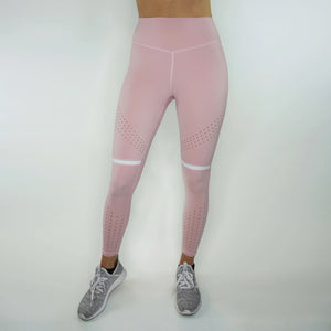 Flow Leggings - Rose Gold