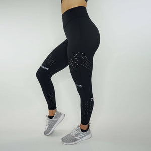 Flow Leggings - Blackout Camo