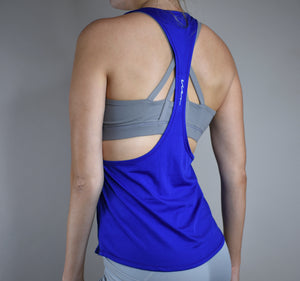 Dipped Tank- Royal Blue