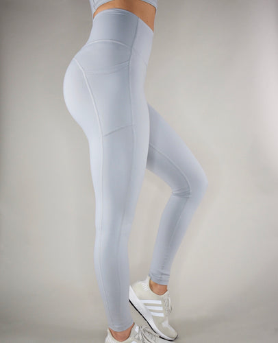 Elixir Leggings - Stone