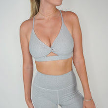 Knotty Sports Bra -Cookies N Cream